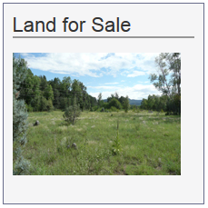 Land for Sale Young AZ